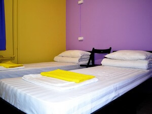 Mini - hostel. Two bed room
